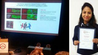 Sonali munshaw wins award at the british atherosclerosis society bas annual meeting