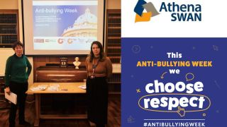 The importance of Harassment Advisors: 