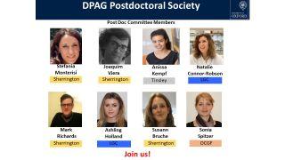 Postdoc committee