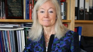 The prize lecture is the premier lecture in the biological sciences, delivered annually at The Royal Society in London.