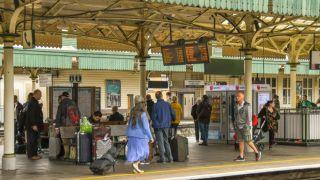 Train station samaritan story