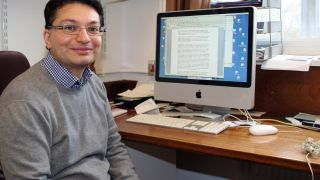 Anant parekh honoured by the royal society