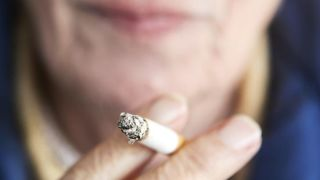 Radiotherapy risks are much higher for smokers