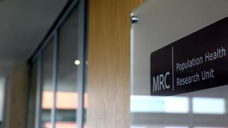 Introducing the new MRC Population Health Research Unit