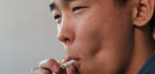 Men in china face increasing tobacco related cancer risks