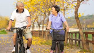 Physical activity associated with lower risk of heart attack and stroke in China