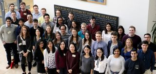 Dphil and msc students 2017