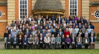 Departmental photo