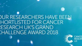 A multi-disciplinary team of scientists, including Dr Claire Edwards from the Nuffield Department of Surgical Sciences, has been shortlisted to the final stages of Cancer Research UK's Grand Challenge – an ambitious series of £20m global grants tackling some of the toughest questions in cancer research.
