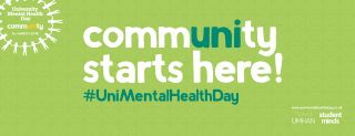 University mental health day 1