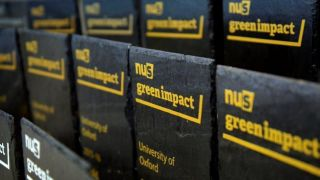 NDS wins Green Impact award