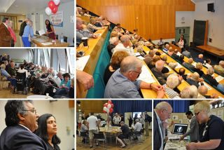 Oxaaa aneurysm awareness day a success