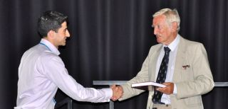 Fadi issa wins academic session prize at inaugural oxford surgical symposium