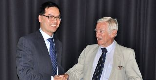 Trevor yeung wins best higher surgical trainee presentation prize
