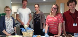 Situ hosts arthritis research uk cake sale and raises ps211.14