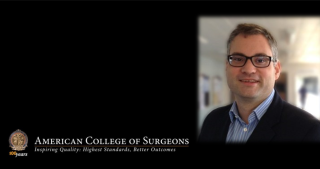 Ben turney awarded the american college of surgeons international travelling fellowship for 2014