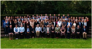 Departmental staff photo 2015