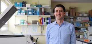 Dr fadi issa awarded wellcome trust clinical research career development fellowship