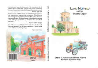 Lord nuffield book cover