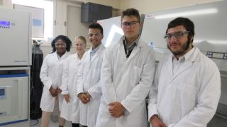We offer work experience placements for students 16 years old or over.