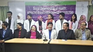Research-oriented medical education a must for producing socially-aware doctors