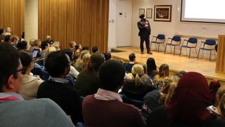 Careers and networking event held for trial management staff