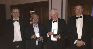Professor tipu aziz recipient of britains highest neurosurgery honour 1