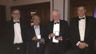 Professor Tipu Aziz has been awarded the Medal of the Society of British Neurological Surgeons for his lifetime achievement in neurosurgery.