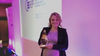 Lauren morgan selected to deliver the 2019 ciehf award lecture