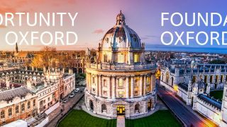 Oxford announces two major initiatives to help student from under represented backgrounds
