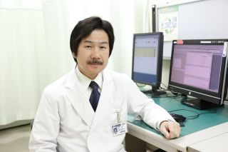 Dr Shin Egawa, Professor and Chairman of the Jikei University School of Medicine located in the center of Tokyo