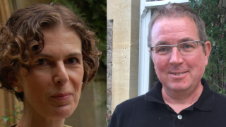 Dr Katrina Turner and Professor John MacLeod appointed joint Heads of CAPC
