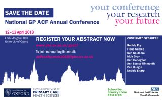 Gp acf annual conference