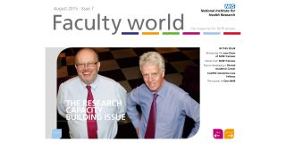 Issue 7 faculty world