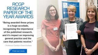 RCGP Research Paper of the Year Awards