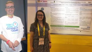 From the West Midlands to Madrid: Flying the research flag at EULAR