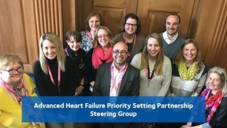 Researchers from the Universities of Bristol, Oxford, Cambridge and Lancaster are teaming up with health professionals, patients, carers and members of the public to identify the top ten research priorities for advanced heart failure.