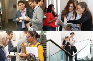 The SPCR trainees' event at St Anne's College, Oxford, was attended by a record number of delegates from across the School and NIHR on 24 & 25 September this year.