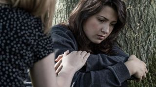 Domestic violence against women giving friends and relatives the keys to help