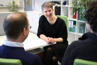 Dr jenni burt discusses her career in social science and explains why young researchers should be bold