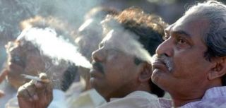 The trivandrum tobacco study