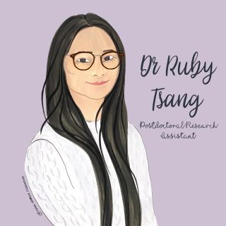 Ruby Tsang, by Nina Chhita