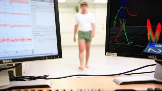 A step forward for dementia studies: body-worn sensors to assess how we walk