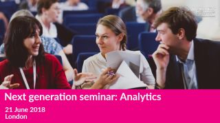 Next generation seminar analytics