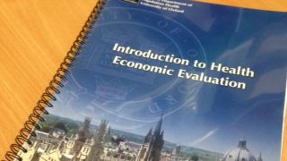 One day course introduction to health economic evaluation