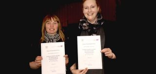 Poster presentation awards for kennedy dphil students