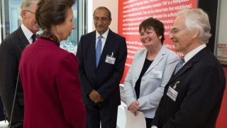 HRH The Princess Royal opens the Kennedy Institute of Rheumatology building