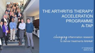 A workshop for curing arthritis sooner