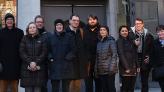 Investigators from the Kennedy Institute travelled to Berlin last week for a two-day Workshop aimed at sparking international collaboration in the area of chronic inflammatory and degenerative disease research.
