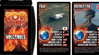 Top Trumps With a Twist: using games to engage the public